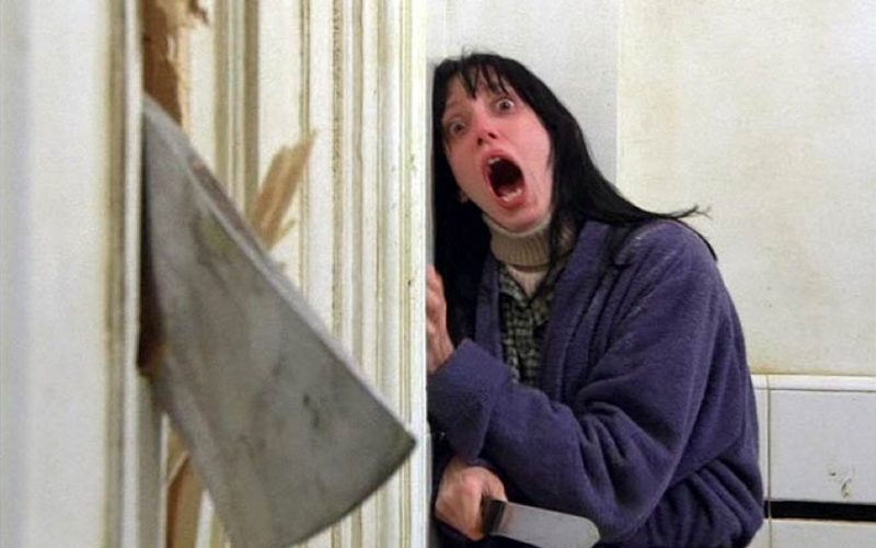 diy, do it yourself, the shining, hammer, axe, diy fails, disasters
