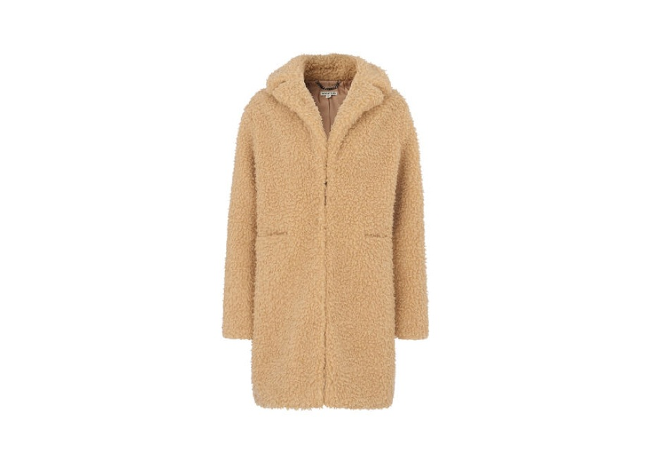 whistles, faux fur coat, coat, outerwear, not expensive, nothing to wear?, fashion, midult fashion