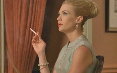 betty draper, mad men, smoking, contemplating, sex, what if