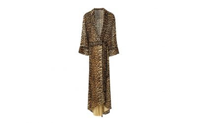 ganni, less expensive, leopard print dress, animal print, dress, clothes, fashion, midult fashion, nothing to wear?