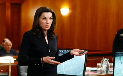 good wife, julianna margulies, in my defence, blame, defence