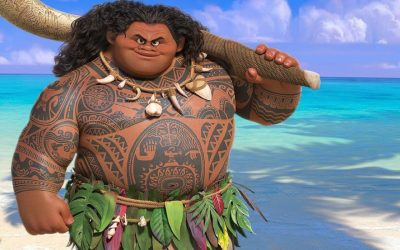 moana, tattoo, body image, maui