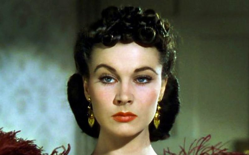 gone with the wind, scarlett o'hara, hate doing, disgust, hate