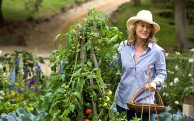 it's complicated, meryl streep, gardening, vegetables, get round to, to do list