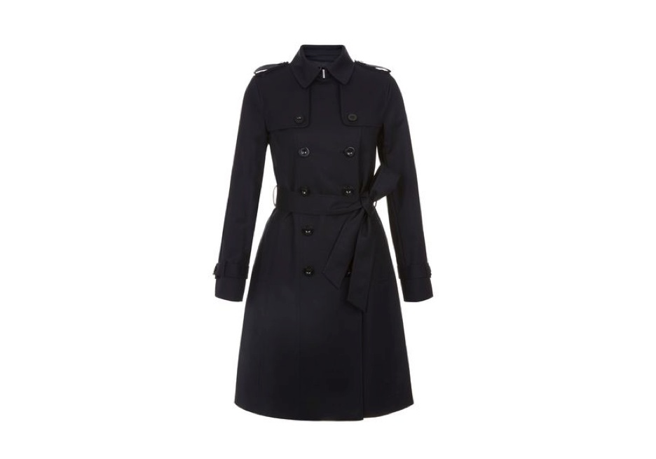 less expensive, hobbs, trench coat, coat, outerwear, wardrobe classic, fashion, clothes, midult fashion, nothing to wear?