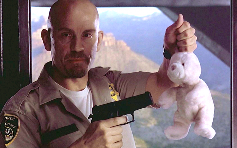 con air, john malkovich, weekend hijack, hijacked
