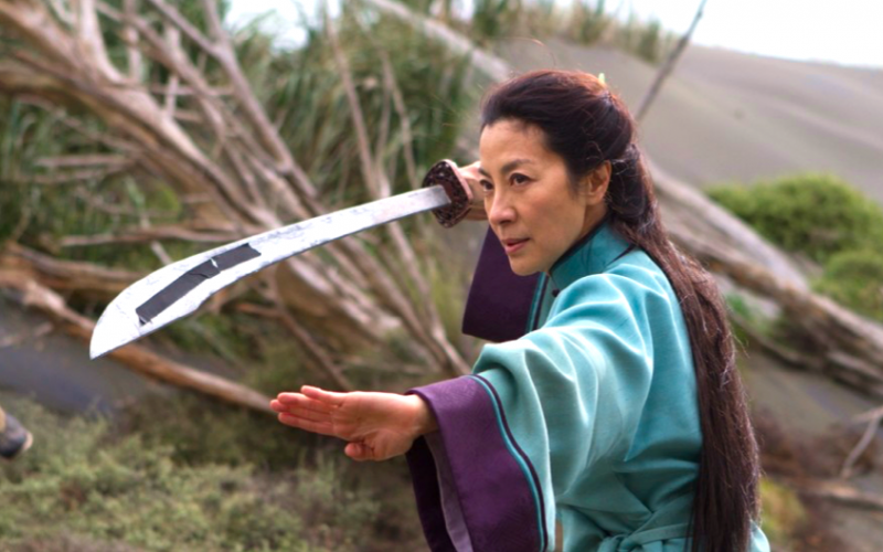 crouching tiger hidden dragon, michelle yeoh, dangerous activities, risky, midult, daredevils