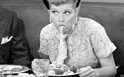lucille ball, indignities, dignity, lose dignity, shame, embarrassing