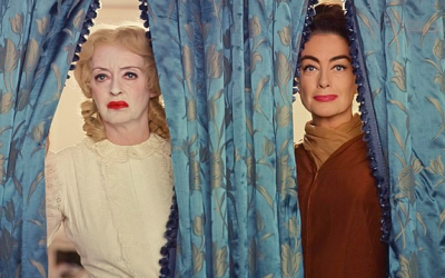 bette davis, joan crawford, feud, bad chemistry, awkward, not compatible, uncomfortable