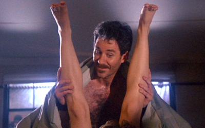 fish called wanda, sex scene, kevin kline, sex, sex injury, injuries, pain