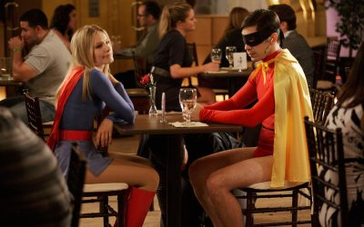 supergirl, robin, kristen bell, justin long, movie 43, first dates, bad date, first date advice