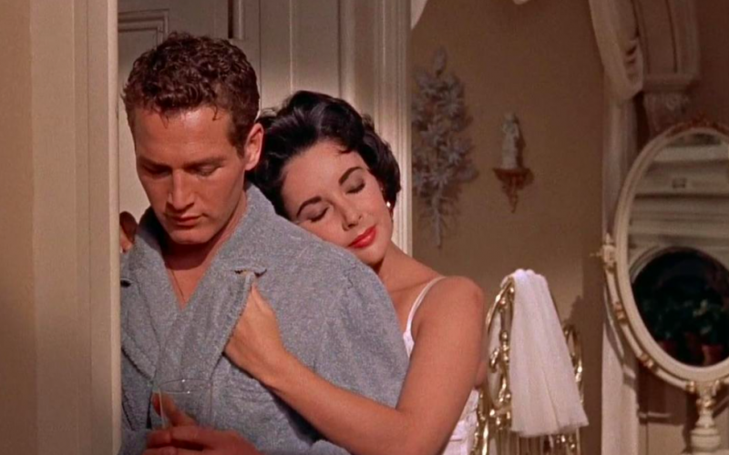 cat on a hot tin roof, elizabeth taylor, paul newman, divorce, marriage, tips, divorce lawyers, divorce day, marriage trouble
