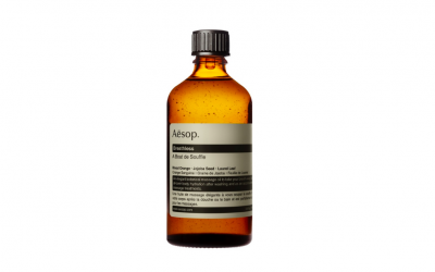 aesop, breathless, fragrance, scent, body oil, body treatment, midult beauty, beauty, beauty school dropout