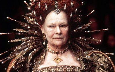 judi dench, queen elizabeth, shakespeare, shakespeare quote