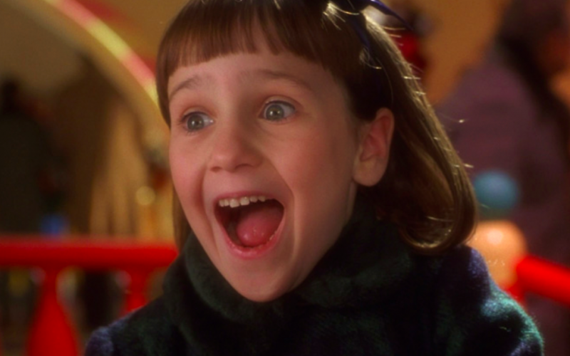 miracle on 34th street, mara wilson, christmas, gifts, presents, wishlist, want, desire, need, really need