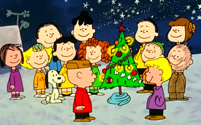 peanuts, charlie brown, snoopy, christmas, party prompts, awkward conversation, festive period