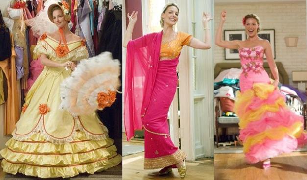 katherine heigl, 27 dresses, bridesmaid, bridesmaid dresses