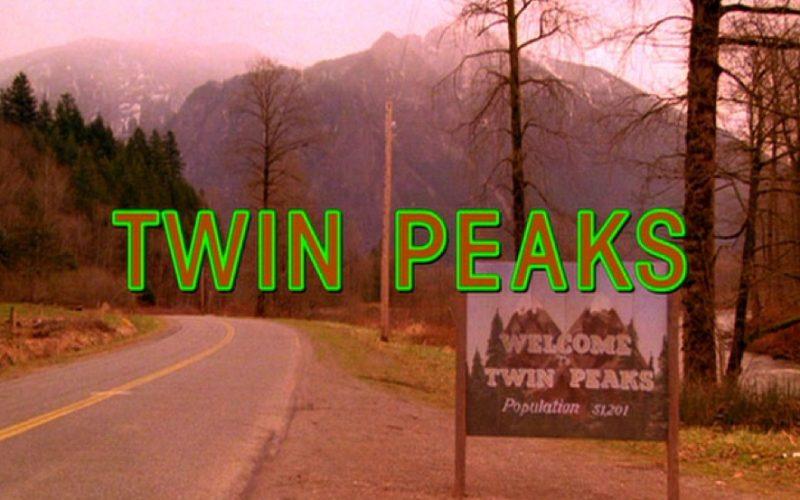 twin peaks, tv, titles