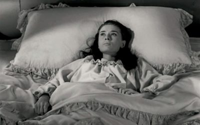 audrey hepburn, roman holiday, insomnia, lying in bed, awake at night