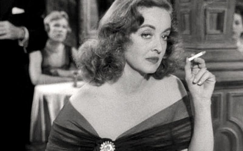bette davis, smoking, midult, icon, girl power