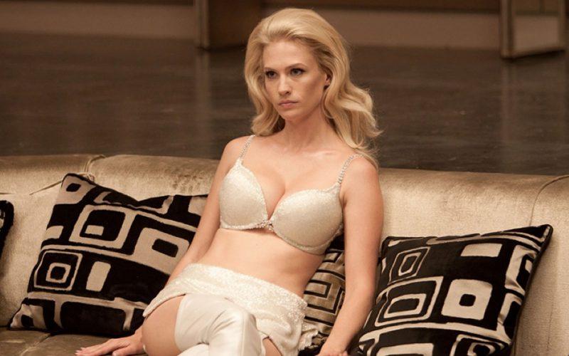 january jones, x men, bra, what my bra says about you, underwear, under garment