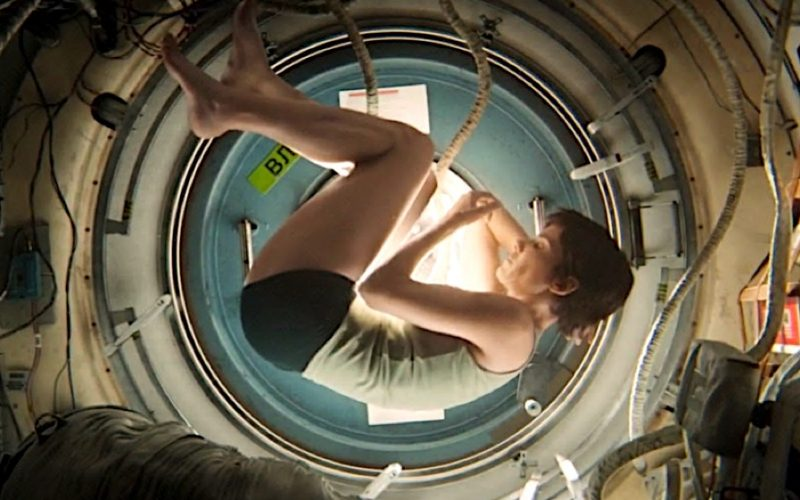 sandra bullock, gravity, astronaut, space, universe, the universe is out to get me, what is the universe doing
