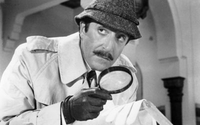 inspector clouseau, need-to-know, tmi, secret, discreet