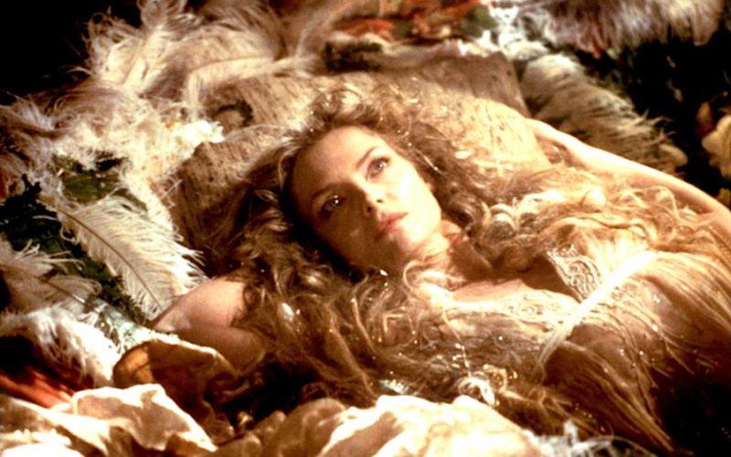 michelle pfeiffer, midsummer night's dream, titania, shakespeare quotes
