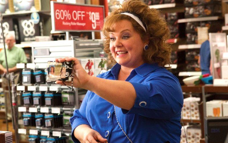 melissa mccarthy, supermarket, id check, strange things that happen