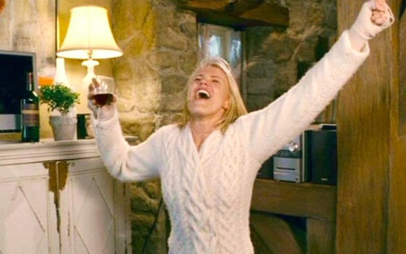 cameron diaz, the holiday, autumn, dancing, fall, nights closing in, darker nights, longer nights