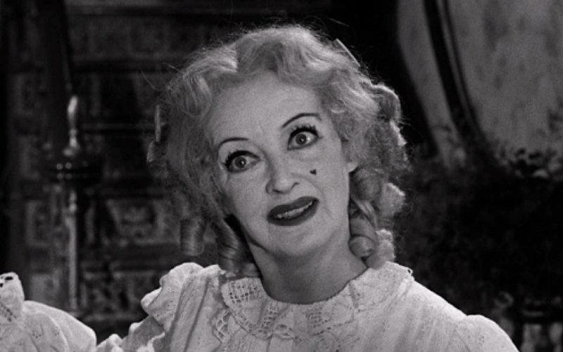 bette davis, whatever happened to baby jane, core wound, hurt, pain, emotions