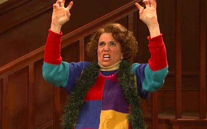 kristen wiig, snl, stressed, angry, stress cycle, stress