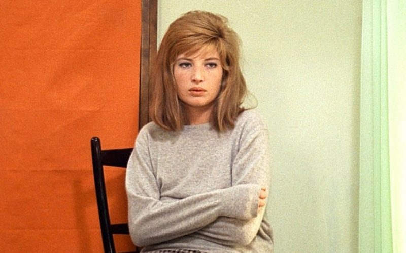 monica vitti, red desert, alone, lonely, isolated, sad, worried