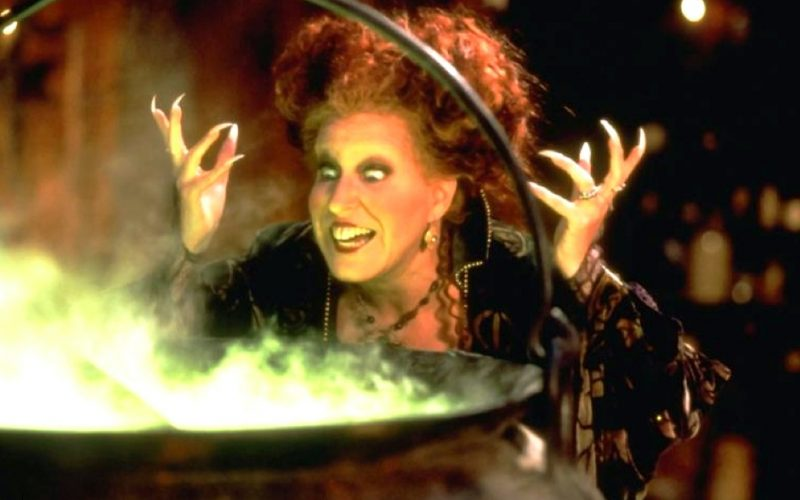 hocus pocus, witch, potion, witchy feeling, gut feeling