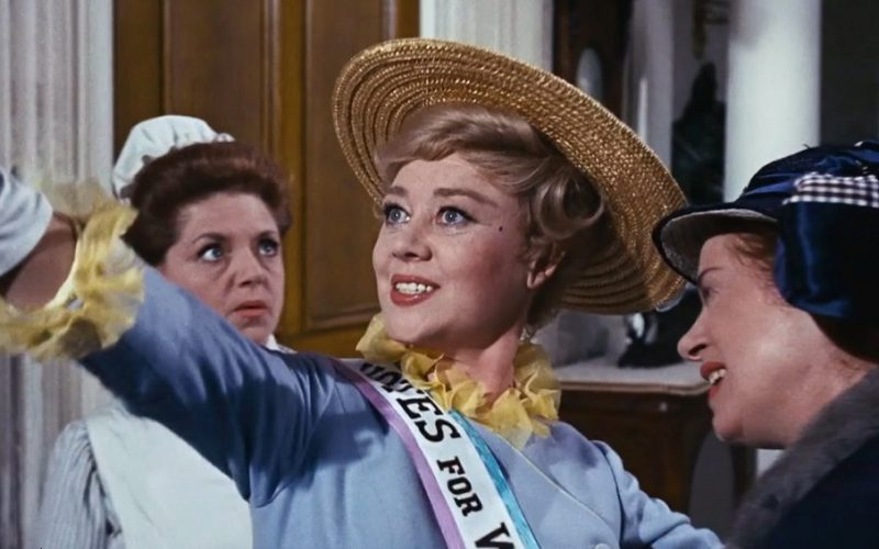 mrs banks, mary poppins, suffragette, feminist, women