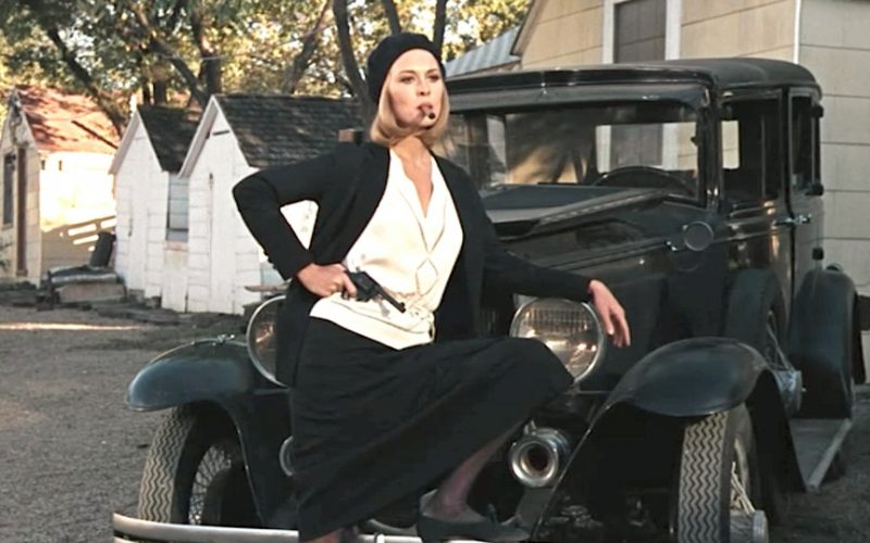 faye dunaway, bonnie and clyde, crimes, crime, criminal