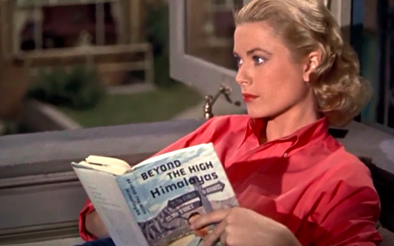 rear window, reading, summer reading, reading list, books, summer books, recommended books, grace kelly