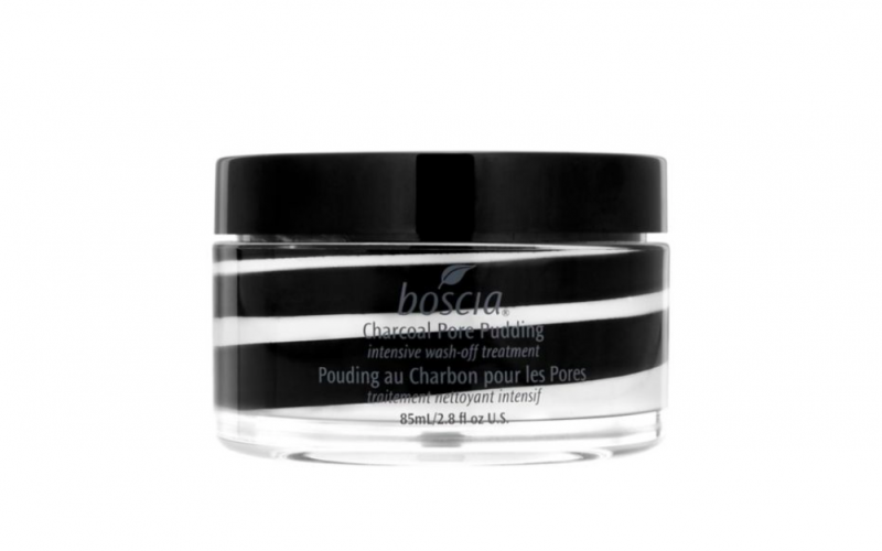 boscia charcoal pore pudding, face mask, skincare, face, winter skin, beauty, midult beauty, beauty school dropout