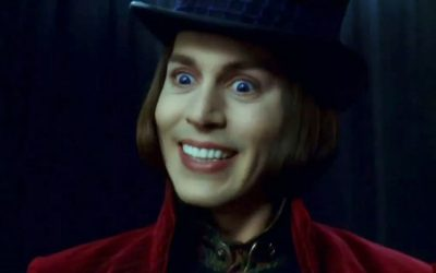 charlie and the chocolate factory, willy wonka, strange, johnny depp, different person, different persona
