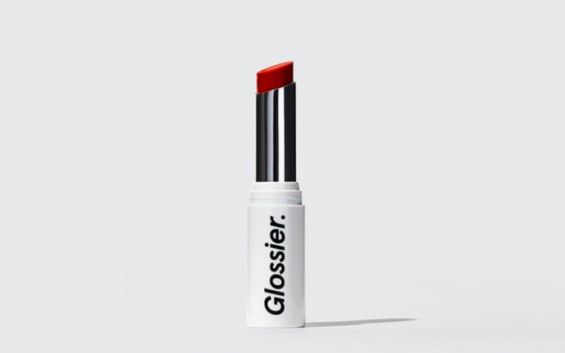 glossier generation g lipstick, lipstick, make up, face, lips, beauty, midult beauty, recommendation, beauty school dropout