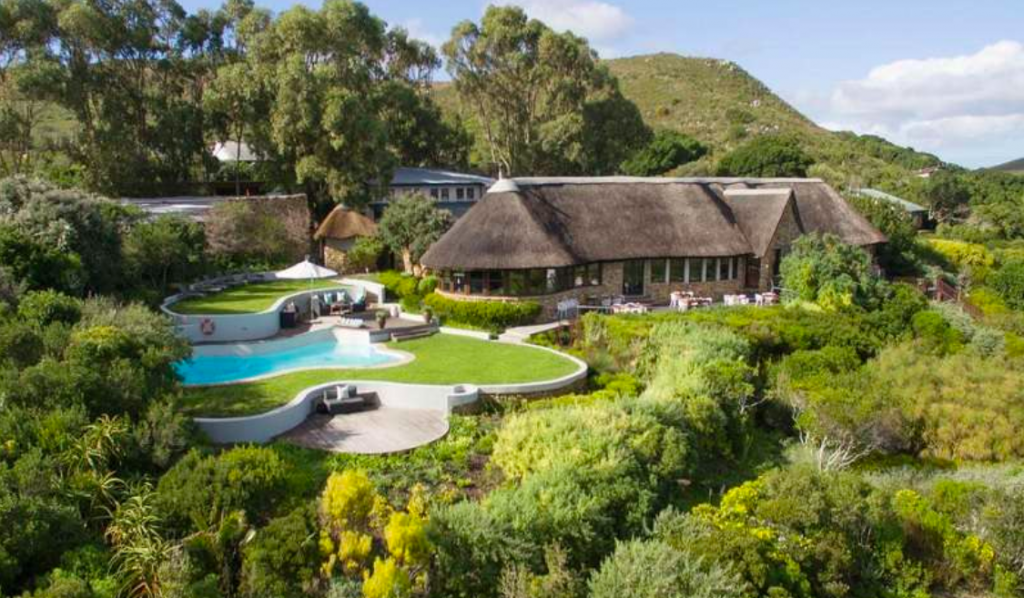 grootbos nature reserve, western cape, eco holidays, holiday directory