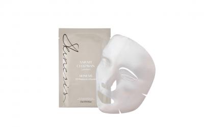 sarah chapman, skinesis, 3d moisture mask, midult beauty, beauty, beauty school dropout, face mask, sheet mask, moisture, skincare, face
