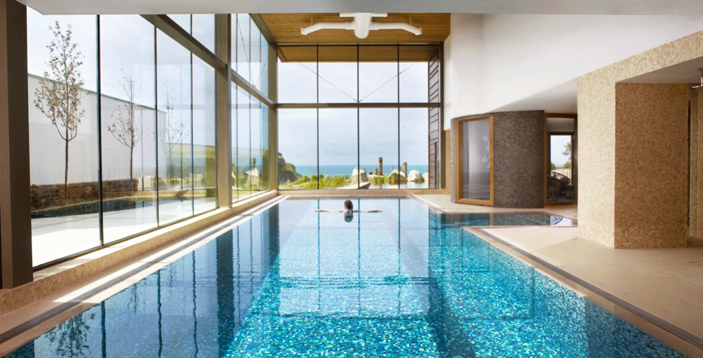 the scarlet, cornwall, eco holidays, eco hotels, holidays directory
