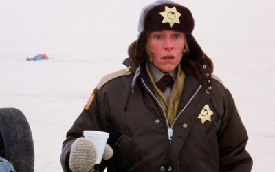 fargo, frances mcdormond, cold, freezing, weird behaviour, cold behaviour