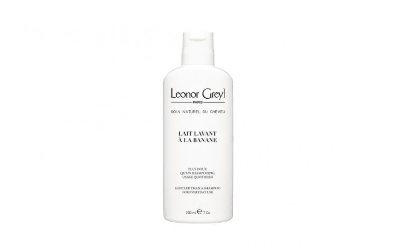 leonor greyl, lait lavant a la banane, shampoo, hair, body, beauty, beauty school dropout, midult beauty