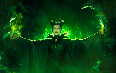 maleficent, angelina jolie, solo woman, single woman, empowered, valentine's day