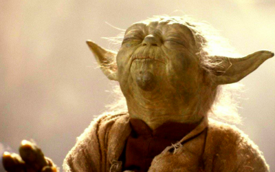 yoda, star wars, meditation, meditating, peaceful, inner peace