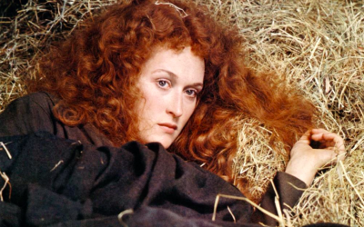 the french lieutenant's woman, meryl streep, sad, tired, fed up, bank holiday blues