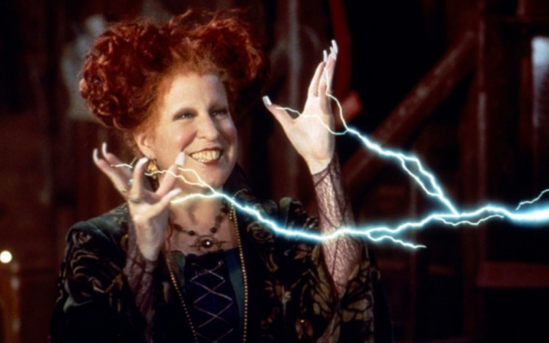 hocus pocus, bette midler, curses, micro-curses, witch, spell