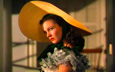 scarlett o hara, gone with the wind, angry, annoyed, bitter